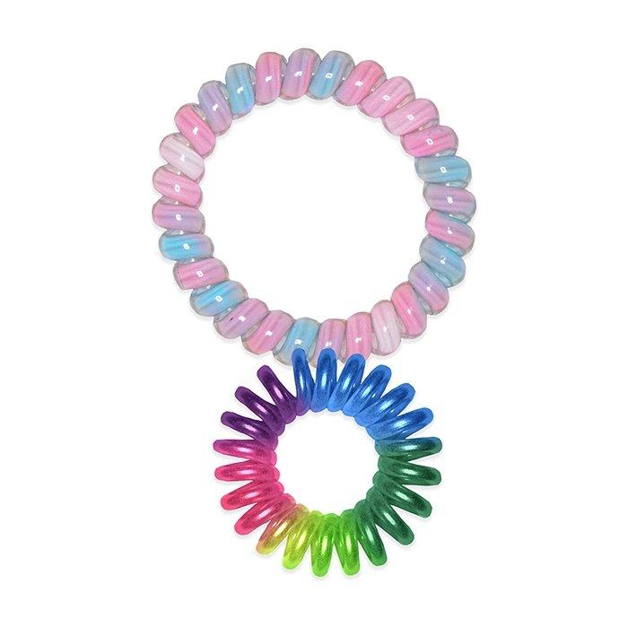 Резинка-браслет для волос Solomeya Rainbow
