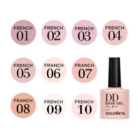 База для гель-лака Solomeya DD Base Gel