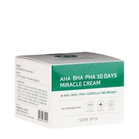 Крем для лица Some By Mi AHA-BHA-PHA 30 Days Miracle Cream