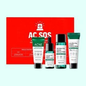 Набор для лица Some By Mi AHA-BHA-PHA 30 Days Miracle AC SOS Kit