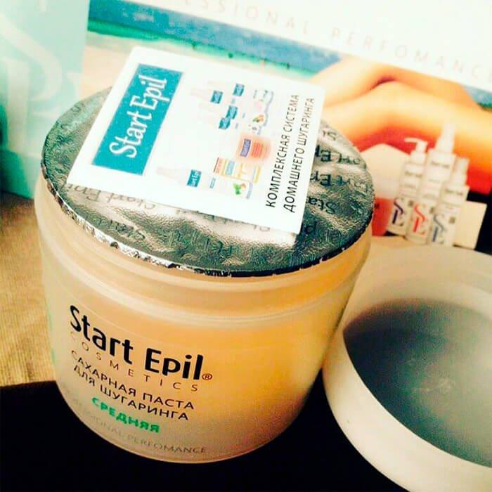 Паста для шугаринга Start Epil - Средняя (400 г)