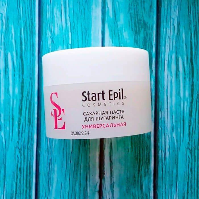 Паста для шугаринга Start Epil - Универсальная (200 г)