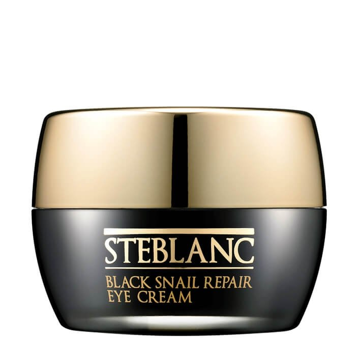 Крем для глаз Steblanc Black Snail Repair Eye Cream