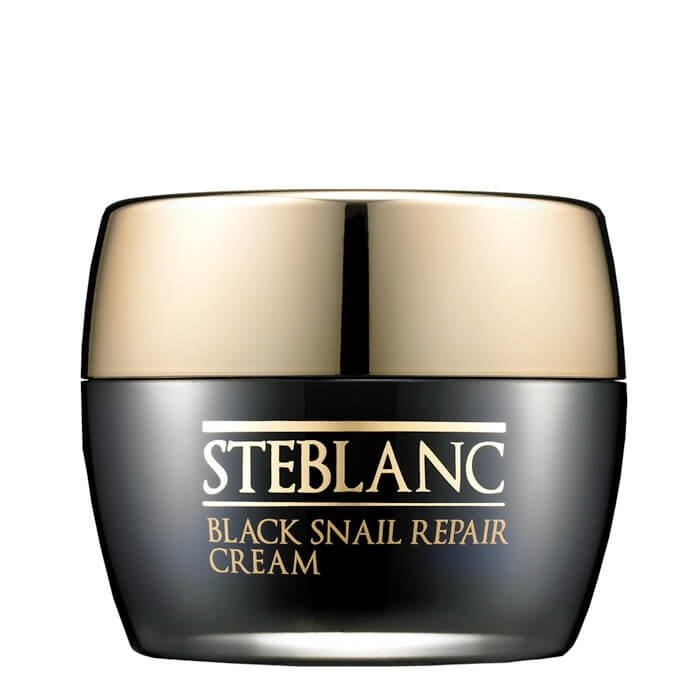 Крем для лица Steblanc Black Snail Repair Cream