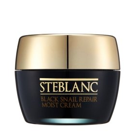 Крем для лица Steblanc Black Snail Repair Moist Cream