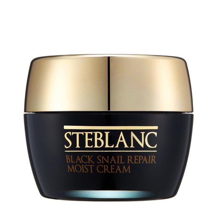 Крем для лица Steblanc Black Snail Repair Moist Cream