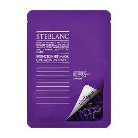Маска для лица Steblanc Essence Sheet Mask - Collagen