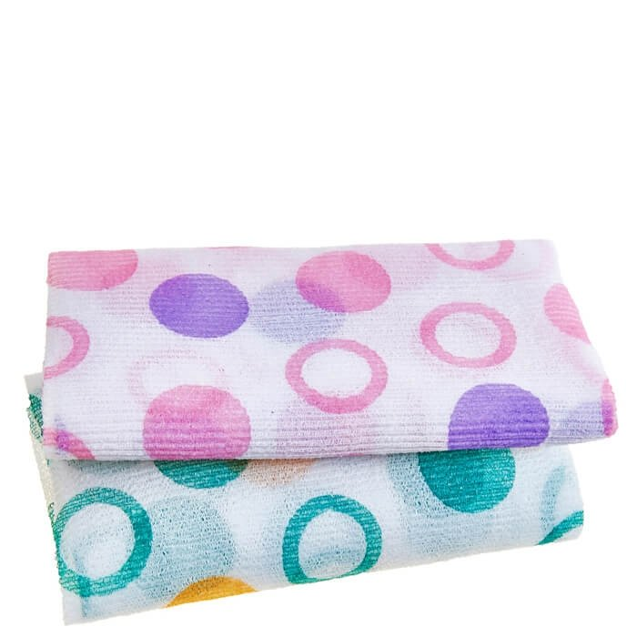 Мочалка для душа Sungbo Cleamy Circle Shower Towel
