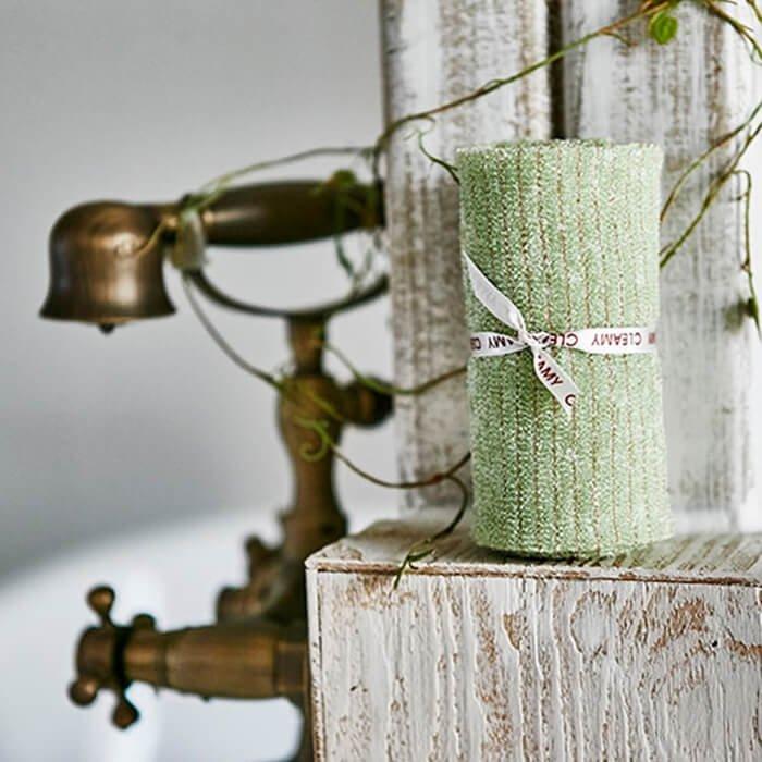Мочалка для душа Sungbo Cleamy Corn Shower Towel