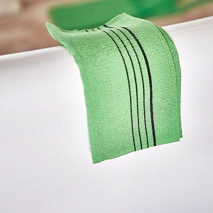 Мочалка для ванной Sungbo Cleamy Viscose Back Bath Towel