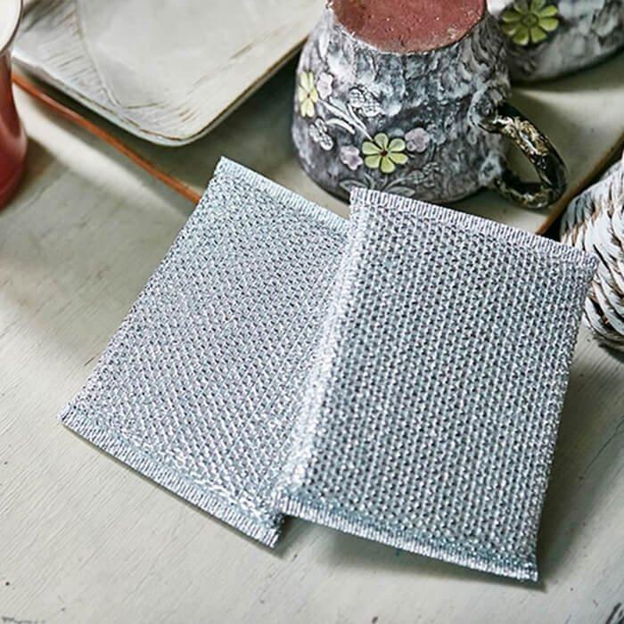 Скруббер для посуды Sungbo Cleamy Bright Scrubber (M)