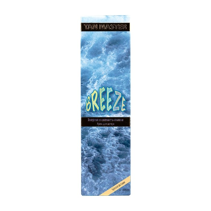 Крем для загара в солярии Tan Master Breeze (200 мл)