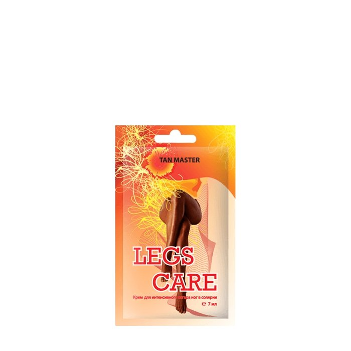 Крем для загара в солярии Tan Master Legs Care (7 мл)