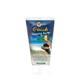Крем для загара в солярии Tan Master Quick Tanning Hemp (120 мл)