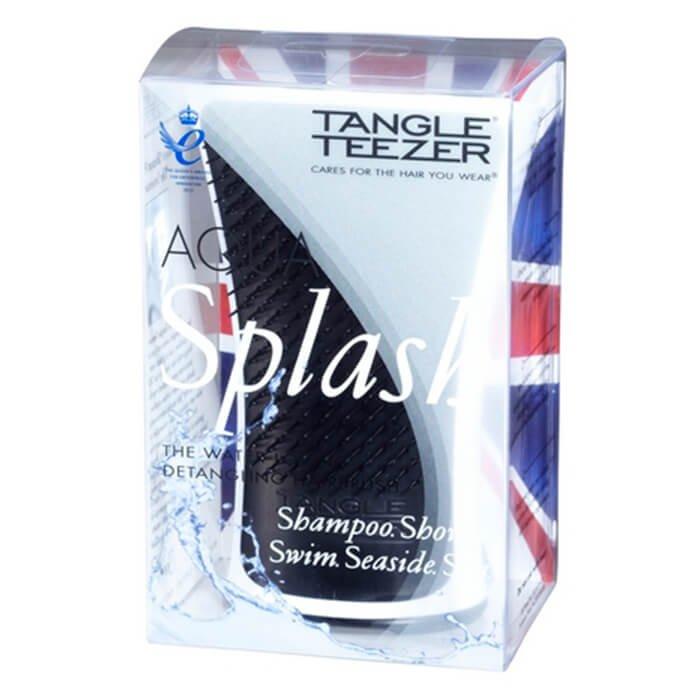 Расческа для волос Tangle Teezer Aqua Splash - Black Pearl