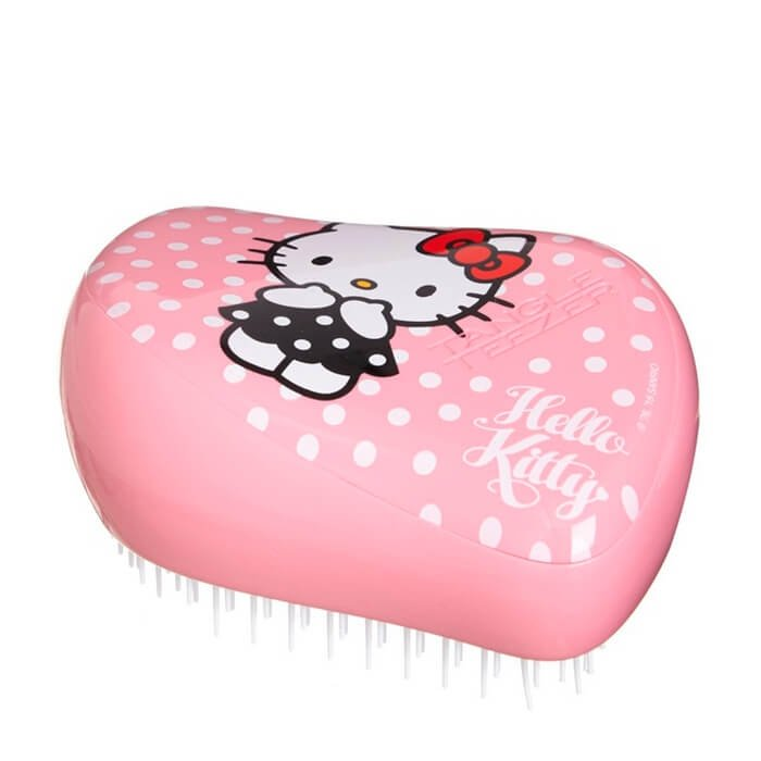 Расческа для волос Tangle Teezer Compact Styler - Hello Kitty Pink