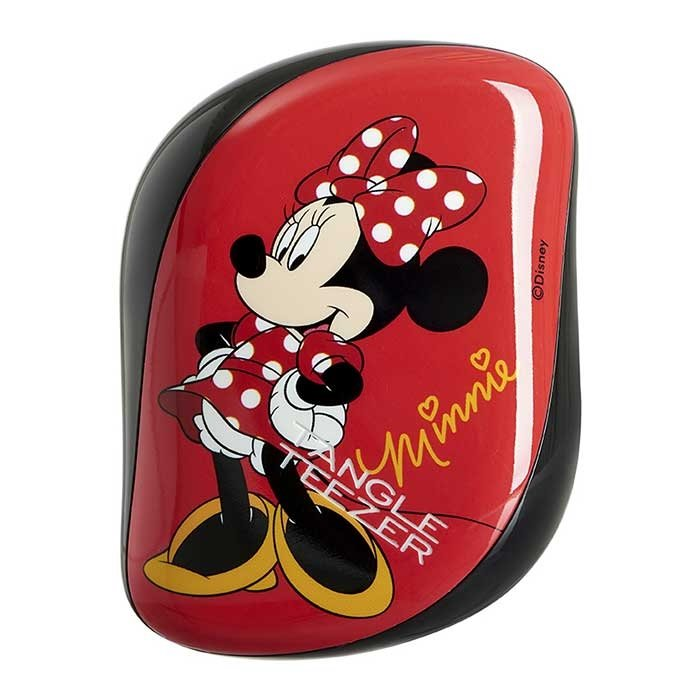 Расческа для волос Tangle Teezer Compact Styler - Minnie Mouse Rosy Red