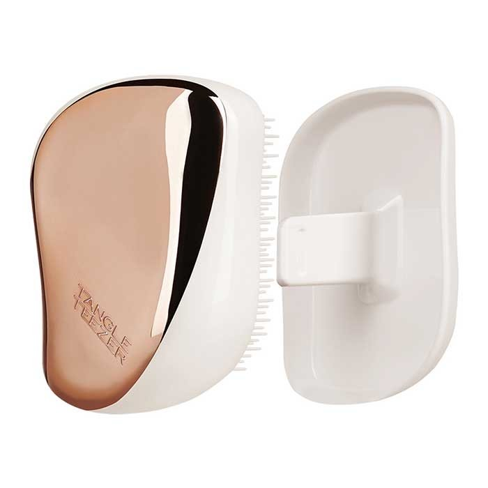 Расческа для волос Tangle Teezer Compact Styler - Rose Gold Luxe