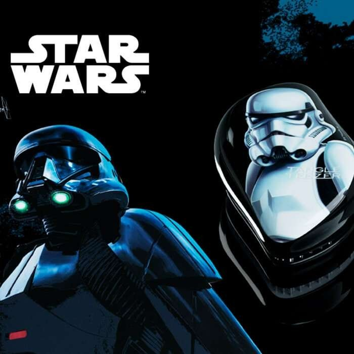 Расческа для волос Tangle Teezer Compact Styler - Star Wars Stormtrooper