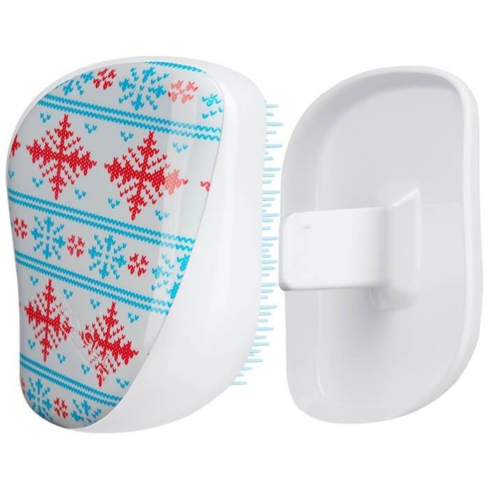 Расческа для волос Tangle Teezer Compact Styler - Winter Frost