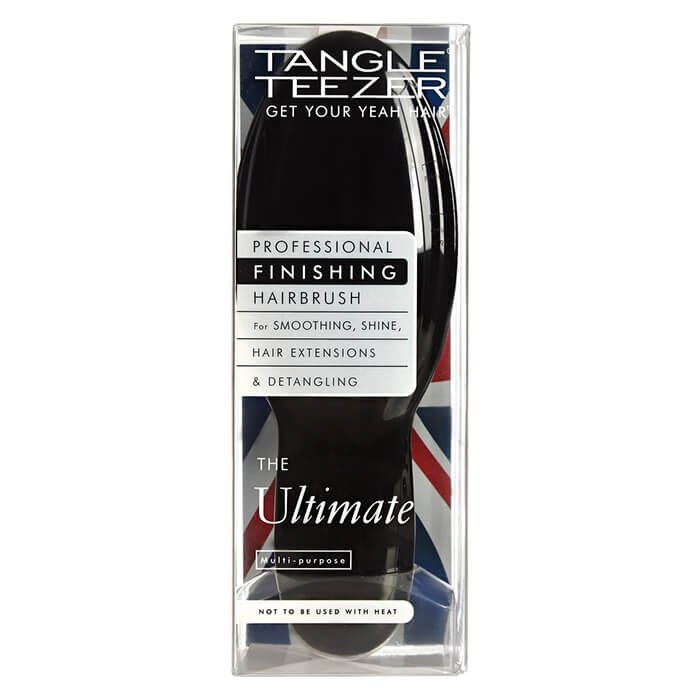 Расчёска для волос Tangle Teezer The Ultimate Black