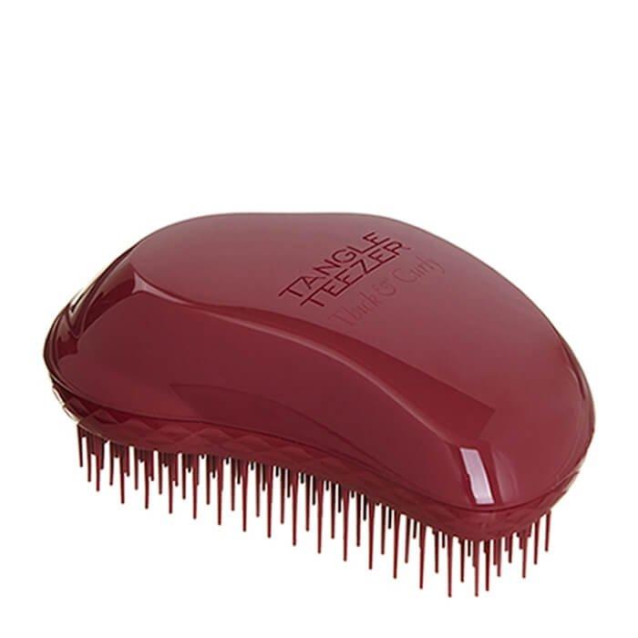 Расчёска для волос Tangle Teezer Thick & Curly - Maroon Mood