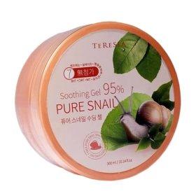 Гель с улиткой Teresia Pure Snail Soothing Gel