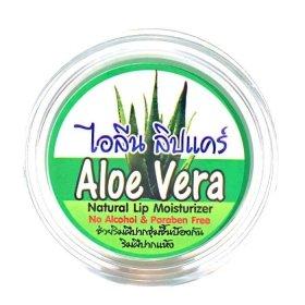 Бальзам для губ Ilene Aloe Vera Natural Lip Moisturizer