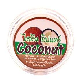 Бальзам для губ Ilene Coconut Natural Lip Moisturizer