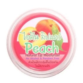 Бальзам для губ Ilene Peach Natural Lip Moisturizer
