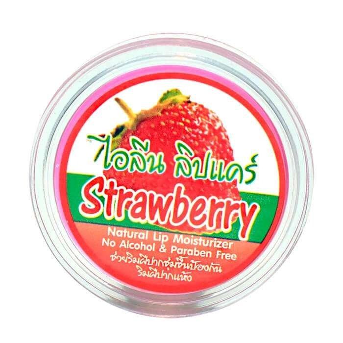 Бальзам для губ Ilene Strawberry Natural Lip Moisturizer