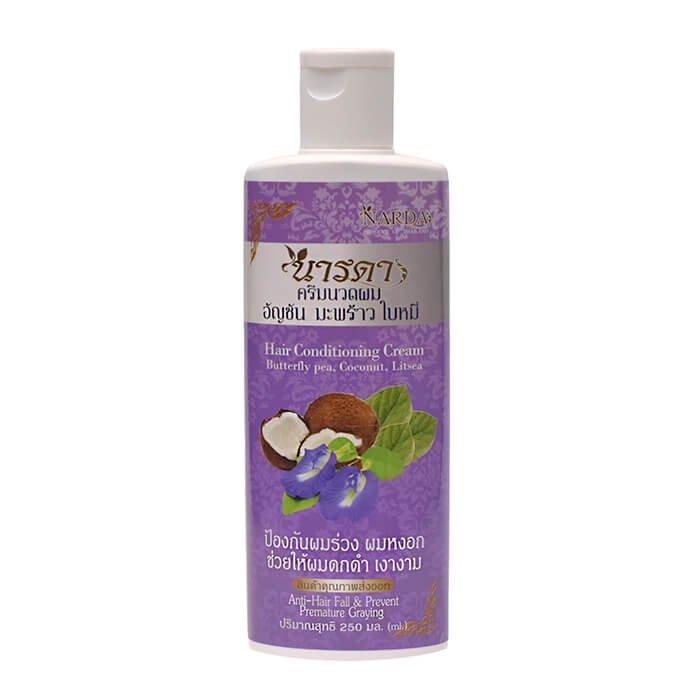 Кондиционер для волос Narda Hair Conditioning Cream - Anti-Hair Fall