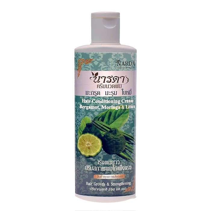 Кондиционер для волос Narda Hair Conditioning Cream - Hair Growth & Strength