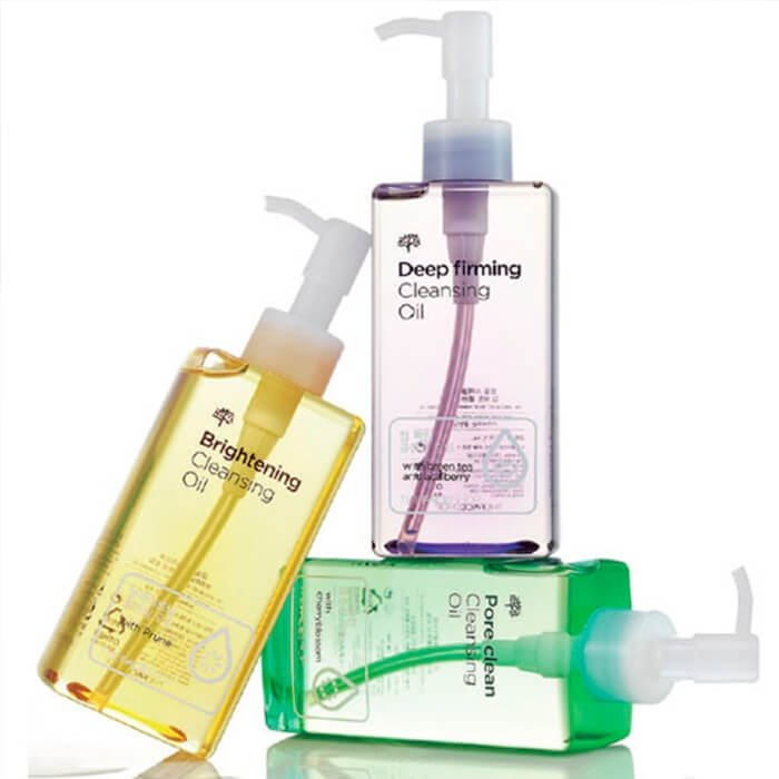 Гидрофильное масло The Face Shop Oil Specialist Deep Firming Cleansing Oil