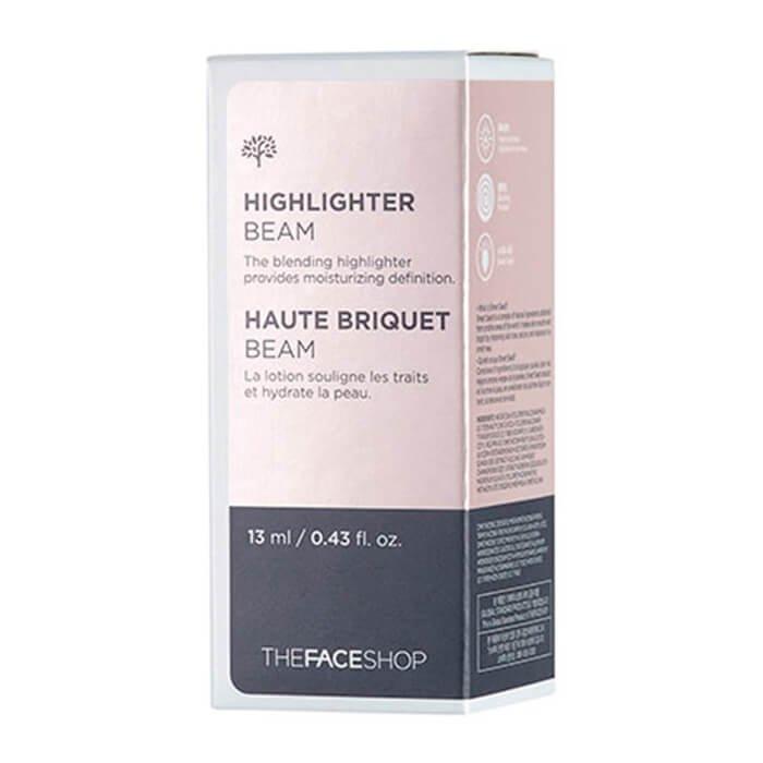 Хайлайтер для лица The Face Shop Highlighter Beam
