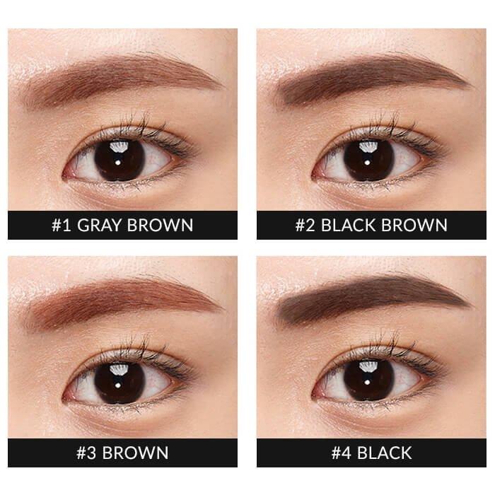 Карандаш для бровей The Face Shop Lovely Me:ex Style My Eyebrow