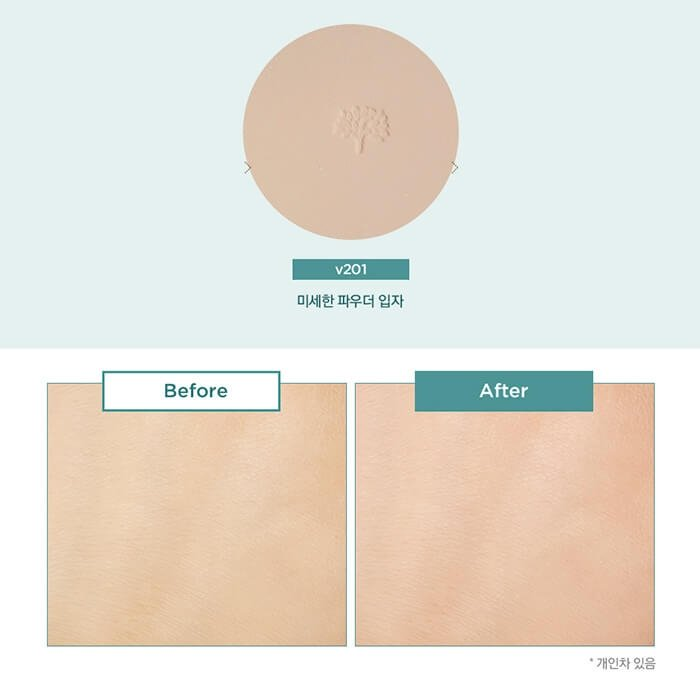 Матирующая пудра The Face Shop Oil Clear Smooth & Bright Pact