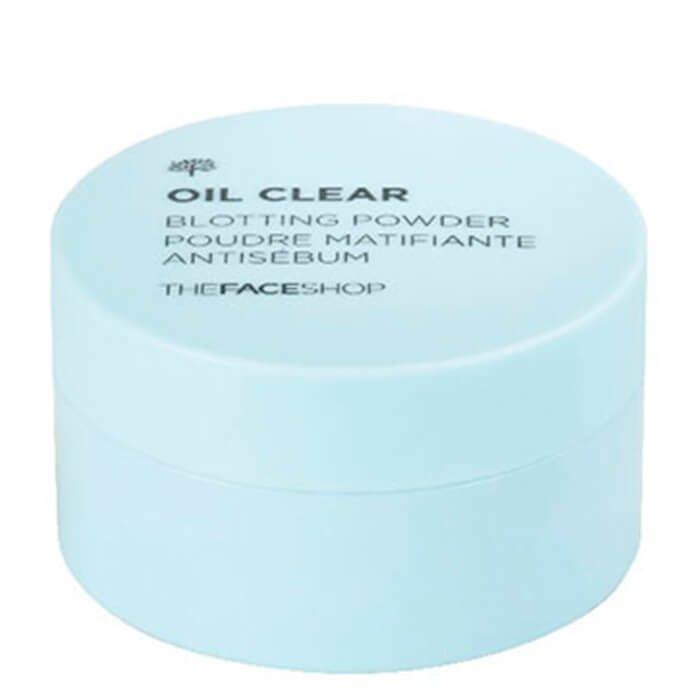 Рассыпчатая пудра The Face Shop Oil Clear Blotting Powder