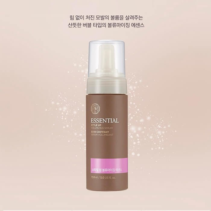 Сыворотка для волос The Face Shop Essential Style Up Volumizing Serum