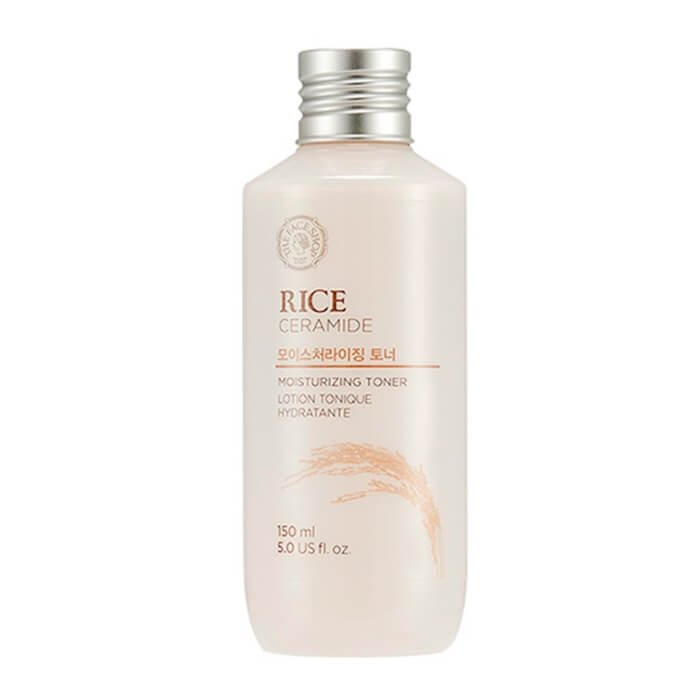 Тонер для лица The Face Shop Rice Ceramide Moisture Toner