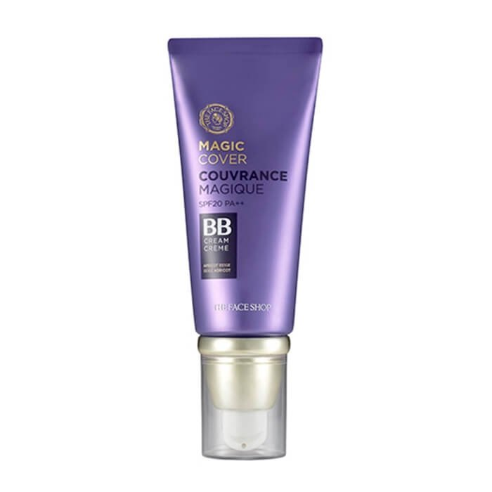 ВВ крем The Face Shop Magic Cover Couvrance Magique BB cream