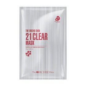 Биоцеллюлозная маска The Orchid Skin 21 Clear Mask