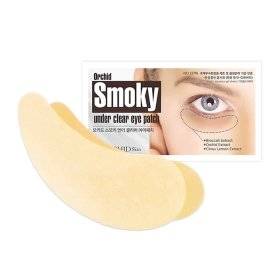 Патчи для век The Orchid Skin Elastic-Patch Smoky Under Youth Eye Patch (2 шт.)