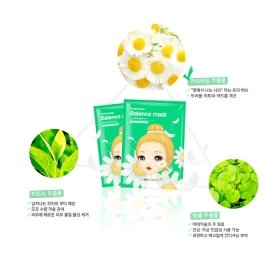 Тканевая маска The Orchid Skin Orchid Flower Balance Mask (1 шт.)