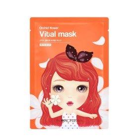 Тканевая маска The Orchid Skin Orchid Flower Vital Mask (1 шт.)