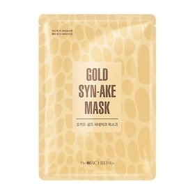 Тканевая маска The Orchid Skin Orchid Gold Syn-Ake Mask