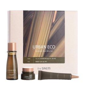 Набор для лица The Saem Urban Eco Harakeke Root Mini Set