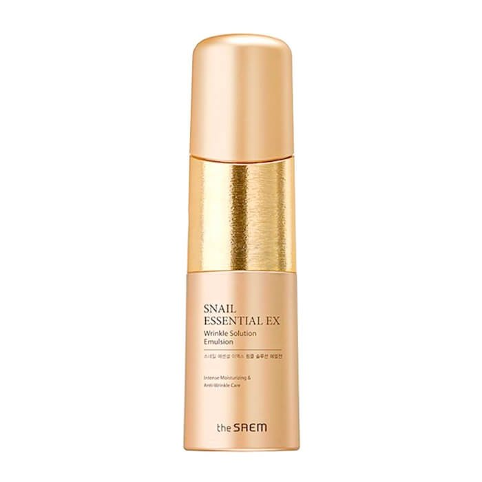 Эмульсия для лица The Saem Snail Essential EX Wrinkle Solution Emulsion