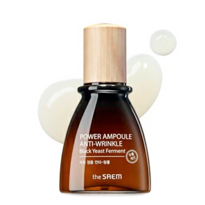 Эссенция для лица The Saem Power Ampoule Anti-wrinkle