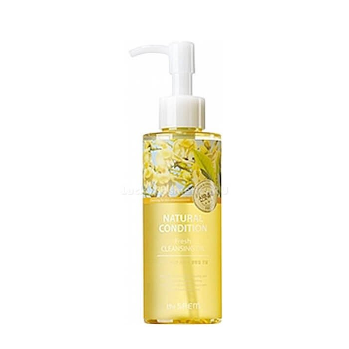 Гидрофильное масло The Saem Natural Condition Fresh Cleansing Oil